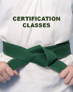 Green Belt Certification Classes
